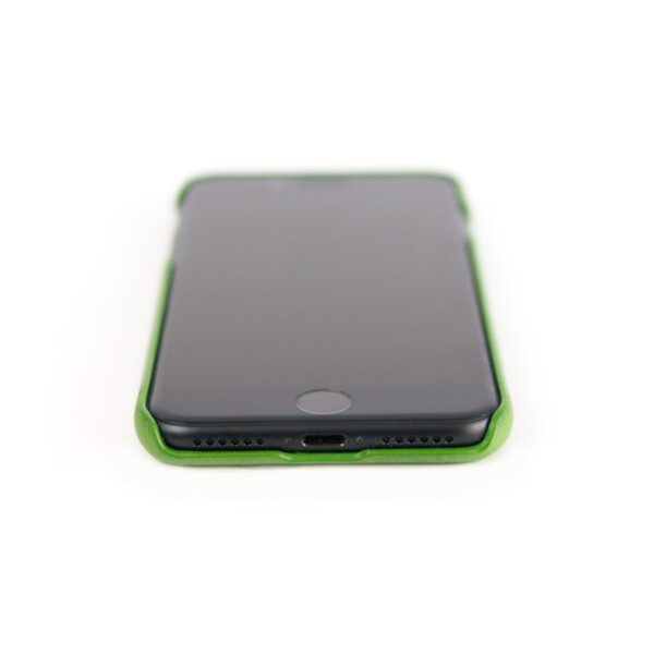 Alto Original 皮革手機殼 - 萊姆綠(iPhone 7 / 8)