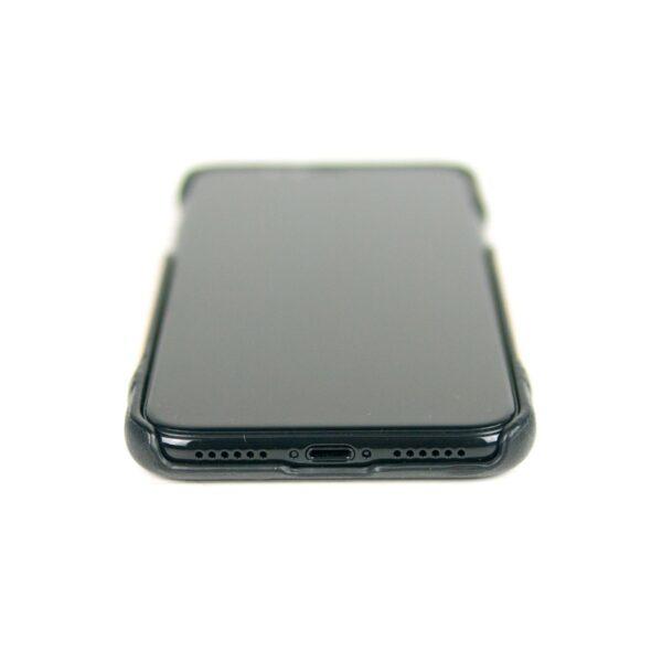 Alto Metro 皮革手機殼 - 渡鴉黑(iPhone XR)