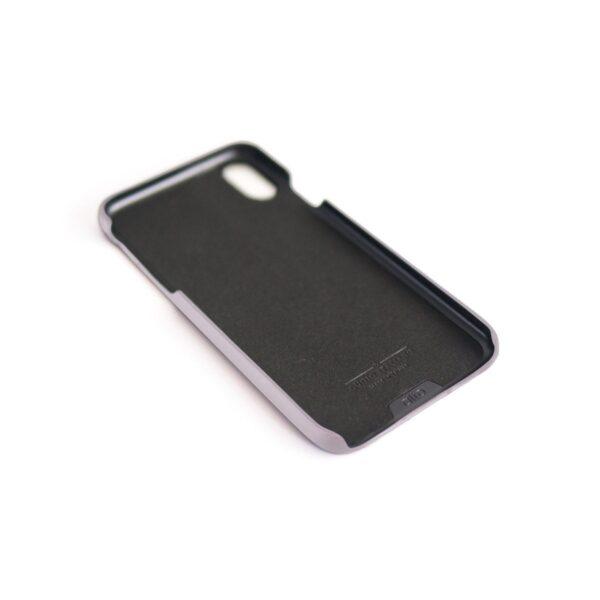Alto Original 皮革手機殼 - 礫石灰(iPhone X / Xs)