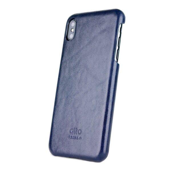Alto Original 皮革手機殼 - 海軍藍(iPhone Xs Max)