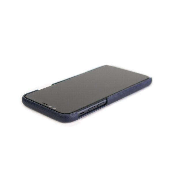 Alto Original 皮革手機殼 - 海軍藍(iPhone 11)