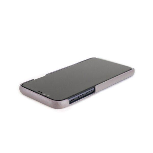 Alto Original 皮革手機殼 - 礫石灰(iPhone 11)