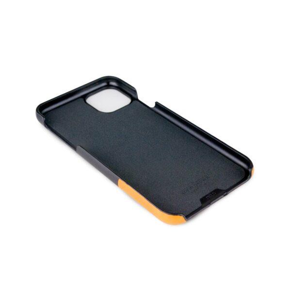 Alto Anello 皮革手機殼 - 渡鴉黑(iPhone 11 Pro)
