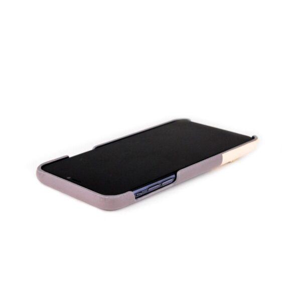 Alto Anello 皮革手機殼 - 礫石灰(iPhone 11 Pro)