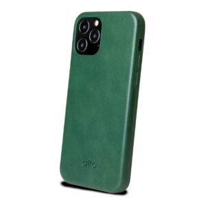 Alto Original 360 皮革手機殼 - 森林綠(iPhone 12 / Pro)