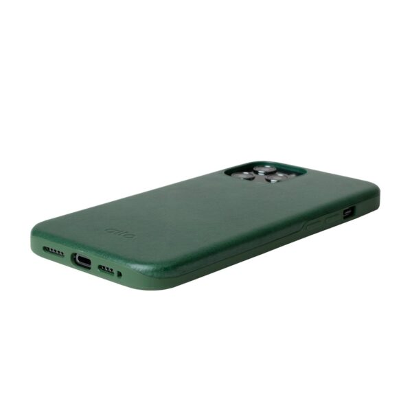 Alto Original 360 皮革手機殼 - 森林綠(iPhone 12 Pro Max)