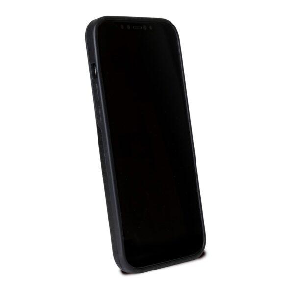 Alto Metro 360 皮革手機殼 - 渡鴉黑(iPhone 12 Pro Max)