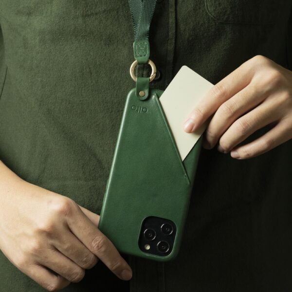 Anello 360 - Forest Green