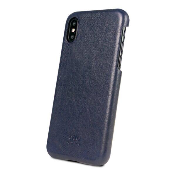 Alto Original 皮革手機殼 - 海軍藍(iPhone X / Xs)
