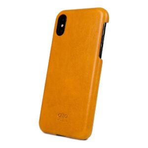 Alto Original 皮革手機殼 - 焦糖棕(iPhone X / Xs)
