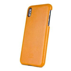 Alto Original 皮革手機殼 - 焦糖棕(iPhone Xs Max)