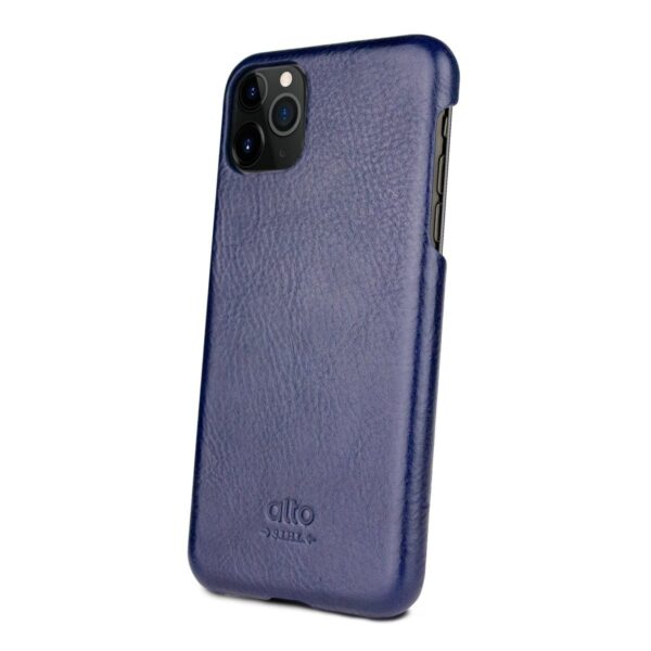 Alto Original 皮革手機殼 - 海軍藍(iPhone 11 Pro)