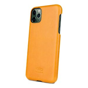 Alto Original 皮革手機殼 - 焦糖棕(iPhone 11 Pro Max)