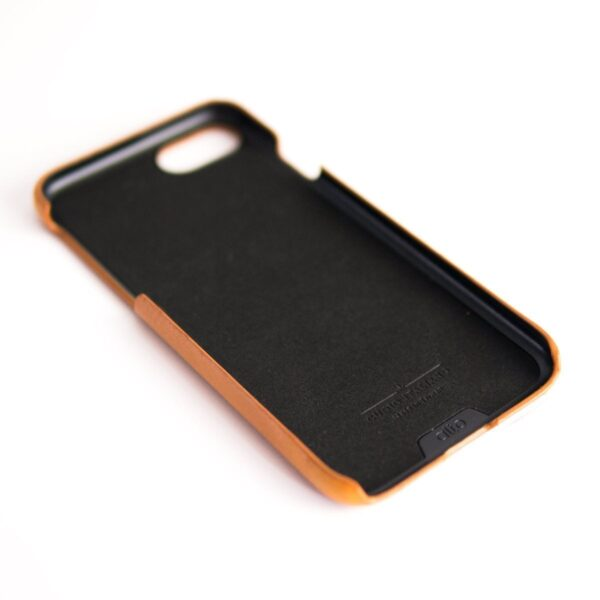 Alto Original 皮革手機殼 - 焦糖棕(iPhone 7 / 8)