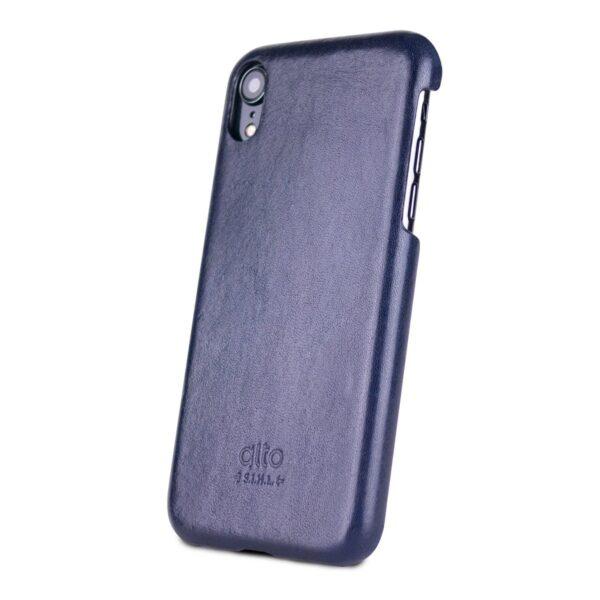 Alto Original 皮革手機殼 - 海軍藍(iPhone XR)