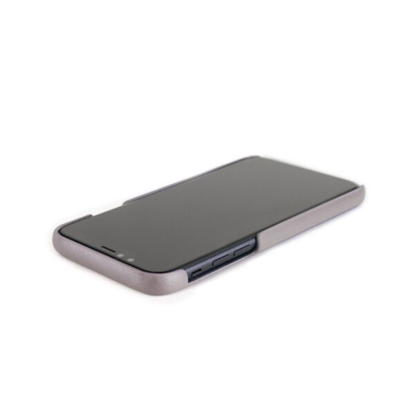 Alto Original 皮革手機殼 - 礫石灰(iPhone 11 Pro Max)