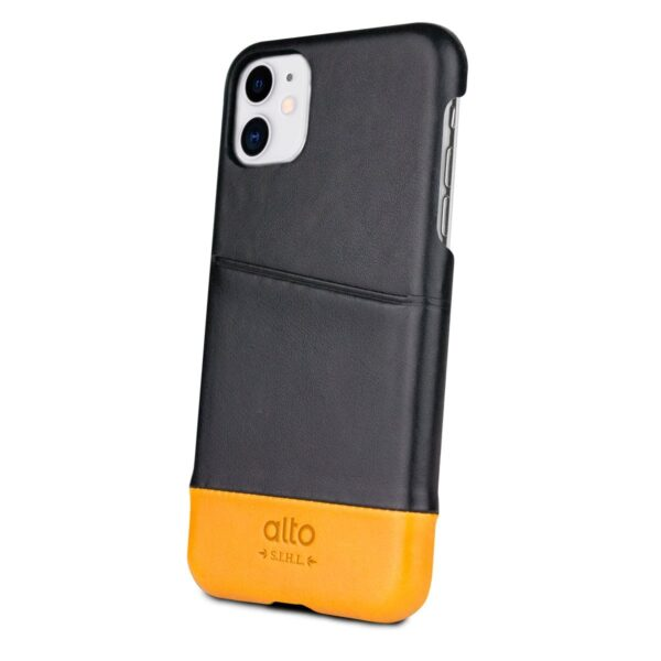 Alto Metro 皮革手機殼 - 珊瑚紅(iPhone Xs Max)