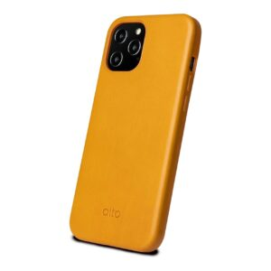 Alto Original 360 皮革手機殼 - 焦糖棕(iPhone 12 Pro Max)